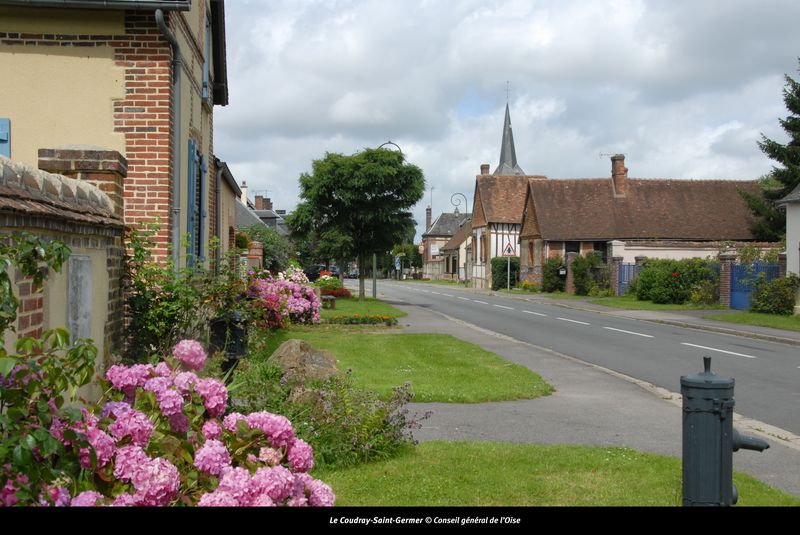 Le Coudray St Germer